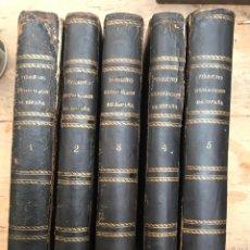 Libros antiguos: CONDE DE TORENO. HISTORIA DEL LEVANTAMIENTO, GUERRA Y REVOLUCIÓN DE ESPAÑA. 1835 - 37. Lote 147706984