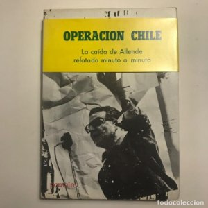 Operación Chile - Florencia Varas, Jose Manuel Vergara
