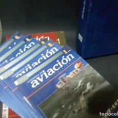 Libros antiguos: CUADERNOS DE AVIACION HISTORICA. Lote 148630746