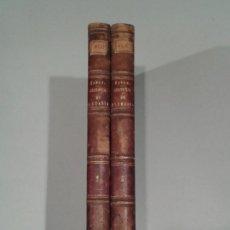 Libros antiguos: HISTORIA GENERAL DE ALEMANIA. LEBAS. ALEU Y FUGARULL. 1877. TOMOS 2 Y 3.. Lote 149610393