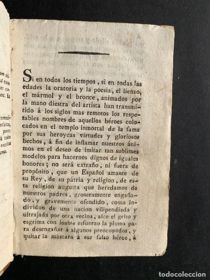 Libros antiguos: 1808 - Varios Papeles - Documentos relativos a la ocupación de Napoleón - Guerra de Independencia - - Foto 4 - 150256578