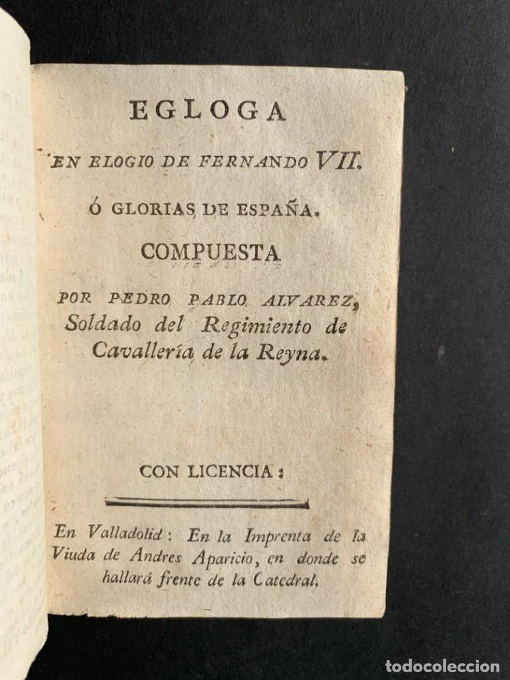 Libros antiguos: 1808 - Varios Papeles - Documentos relativos a la ocupación de Napoleón - Guerra de Independencia - - Foto 10 - 150256578