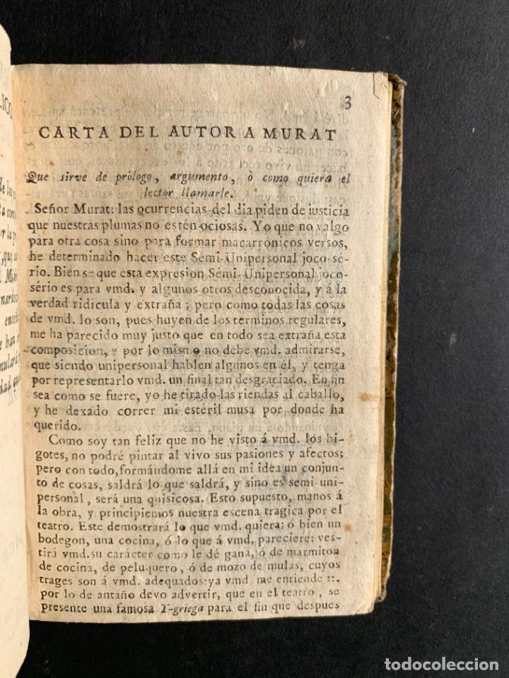 Libros antiguos: 1808 - Varios Papeles - Documentos relativos a la ocupación de Napoleón - Guerra de Independencia - - Foto 14 - 150256578