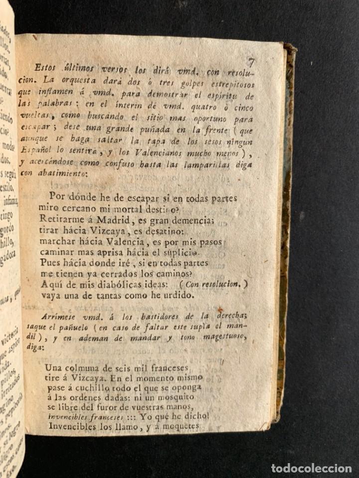 Libros antiguos: 1808 - Varios Papeles - Documentos relativos a la ocupación de Napoleón - Guerra de Independencia - - Foto 15 - 150256578