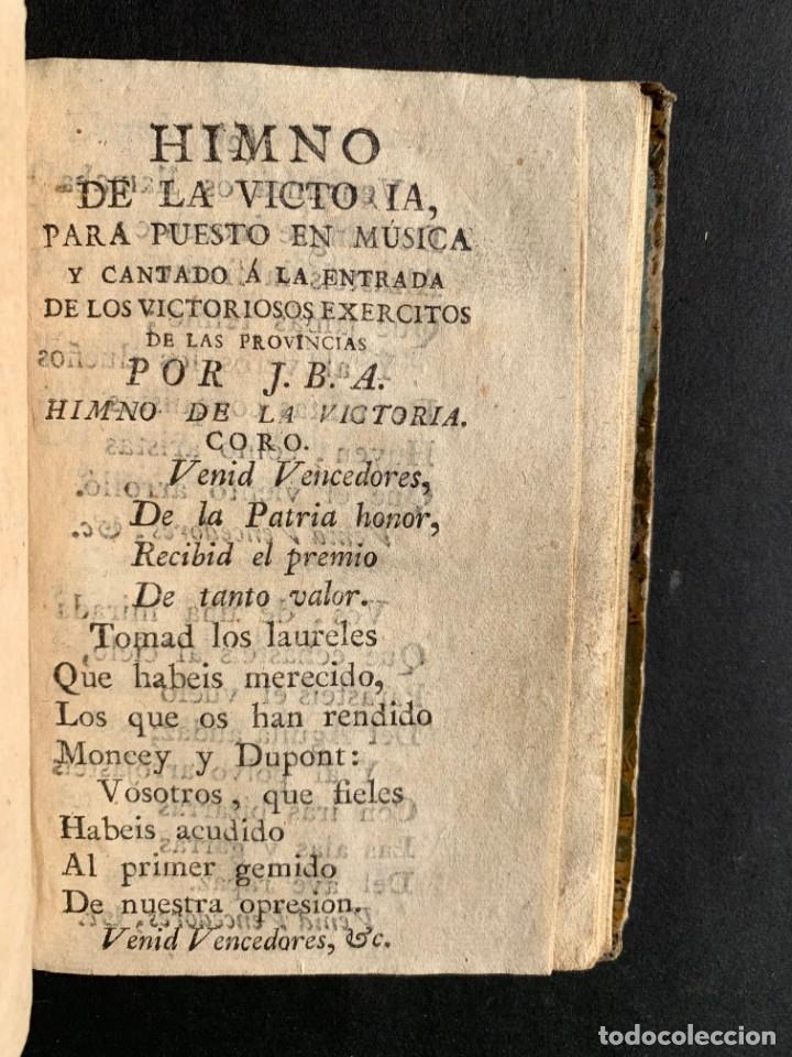 Libros antiguos: 1808 - Varios Papeles - Documentos relativos a la ocupación de Napoleón - Guerra de Independencia - - Foto 18 - 150256578