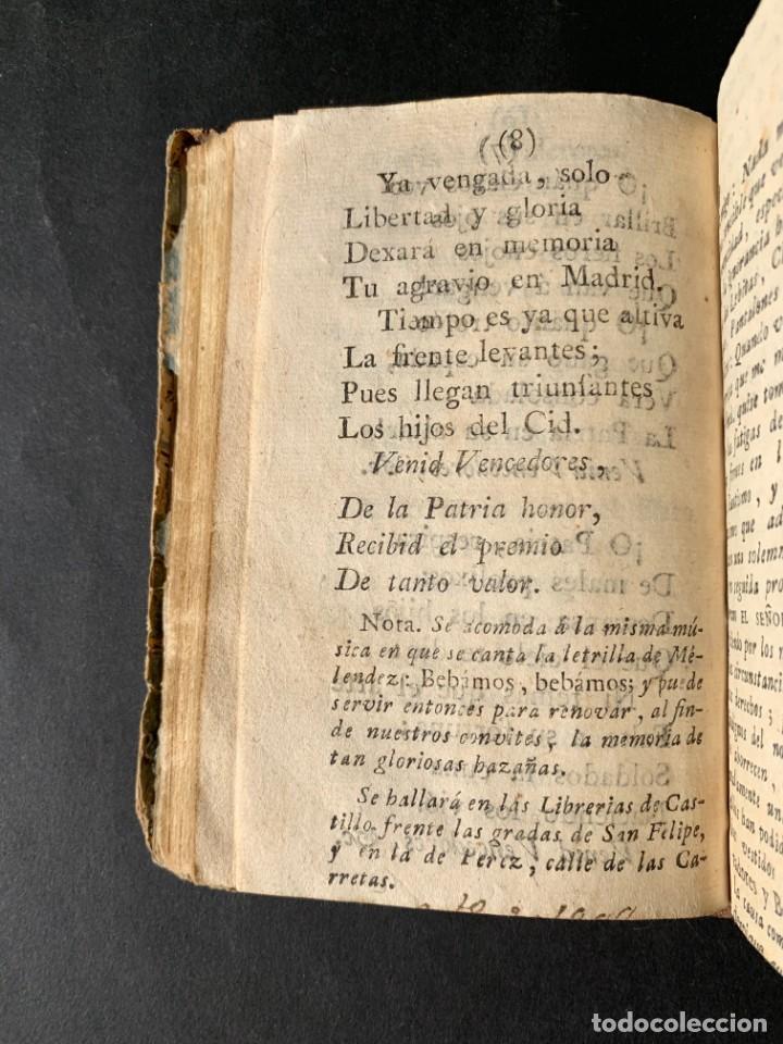 Libros antiguos: 1808 - Varios Papeles - Documentos relativos a la ocupación de Napoleón - Guerra de Independencia - - Foto 20 - 150256578