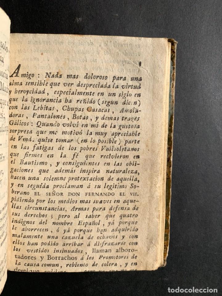 Libros antiguos: 1808 - Varios Papeles - Documentos relativos a la ocupación de Napoleón - Guerra de Independencia - - Foto 21 - 150256578