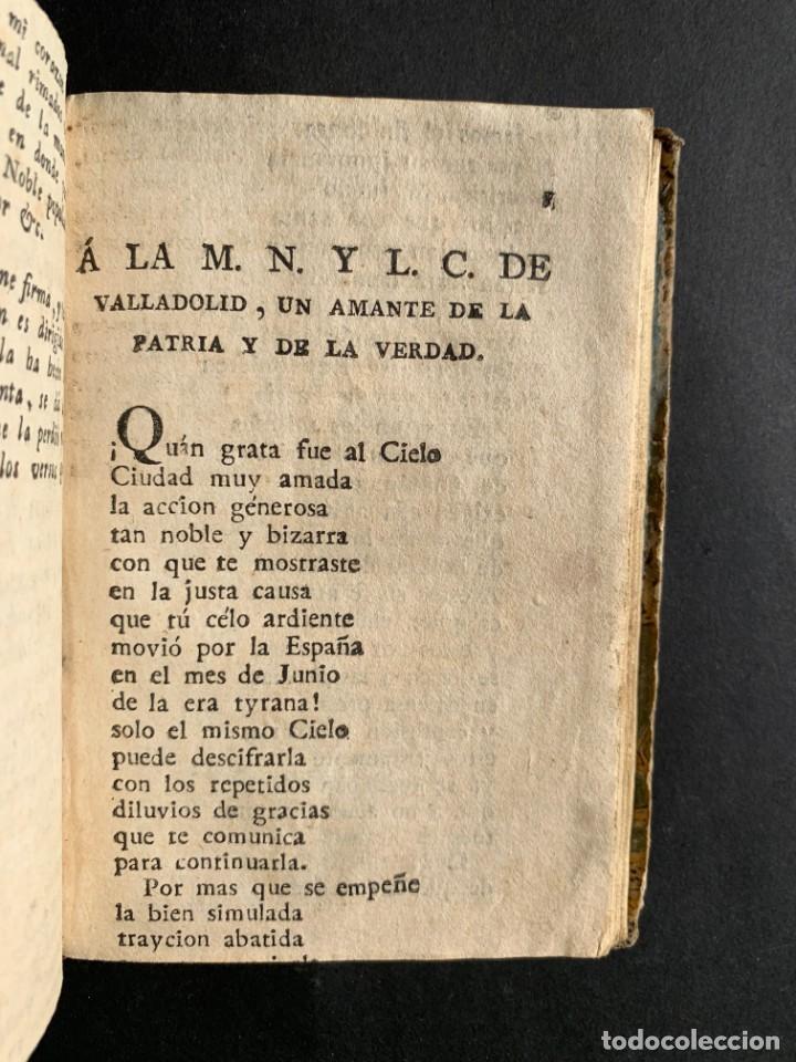 Libros antiguos: 1808 - Varios Papeles - Documentos relativos a la ocupación de Napoleón - Guerra de Independencia - - Foto 23 - 150256578