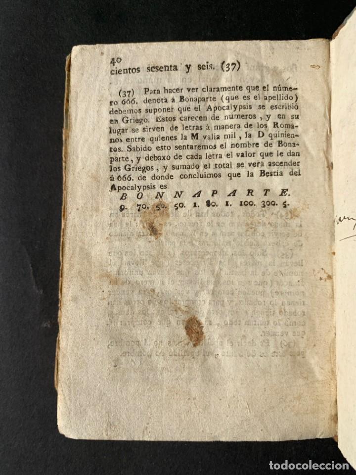 Libros antiguos: 1808 - Varios Papeles - Documentos relativos a la ocupación de Napoleón - Guerra de Independencia - - Foto 34 - 150256578
