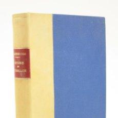 Libros antiguos: HISTOIRE DE ROUSSILLON, J. CALMETTE, P. VIDAL, 1923, BOIVIN ÉDITEURS, PARIS. 20,5X14CM. Lote 150325254