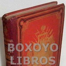 Libros antiguos: REVOLUCION FRANCESA. HISTORIA DE LOS GIRONDINOS, POR A. DE LAMARTINE. TOMO I. Lote 151387486