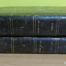 Libros antiguos: TOLEDO EN LA MANO (TOMO I Y II) D. SIXTO RAMON PARRO. CON FIRMAS AUTENTIFICADORAS 1ª EDIC. AÑO 1857. Lote 148912026