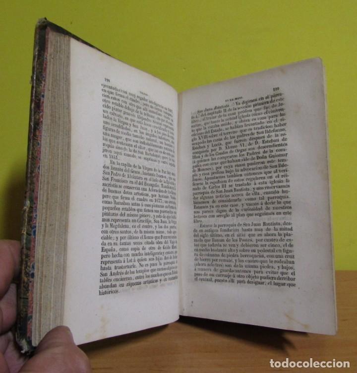 Libros antiguos: TOLEDO EN LA MANO (TOMO I Y II) D. SIXTO RAMON PARRO. CON FIRMAS AUTENTIFICADORAS 1ª EDIC. AÑO 1857 - Foto 10 - 148912026