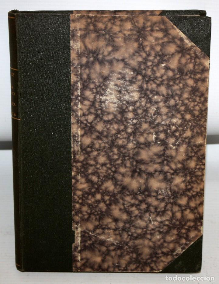 Libros antiguos: NOTICIA HISTORICA DE LA REPUBLICA DE VENEZUELA-1873. - Foto 3 - 154208082