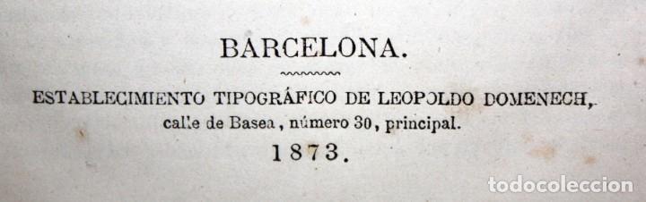 Libros antiguos: NOTICIA HISTORICA DE LA REPUBLICA DE VENEZUELA-1873. - Foto 6 - 154208082