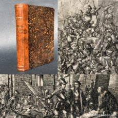 Libros antiguos: 1853 GONZALO DE CORDOBA - GUERRA DE GRANADA - LAMINAS. Lote 154586942