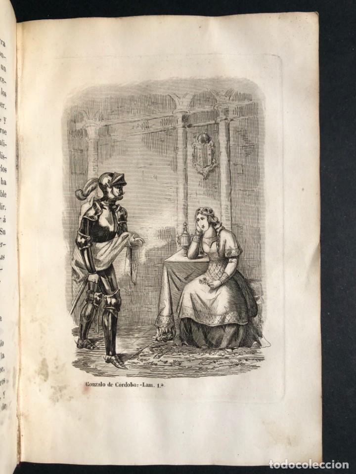 Alte Bücher: 1853 GONZALO DE CORDOBA - GUERRA DE GRANADA - LAMINAS - Foto 6 - 154586942