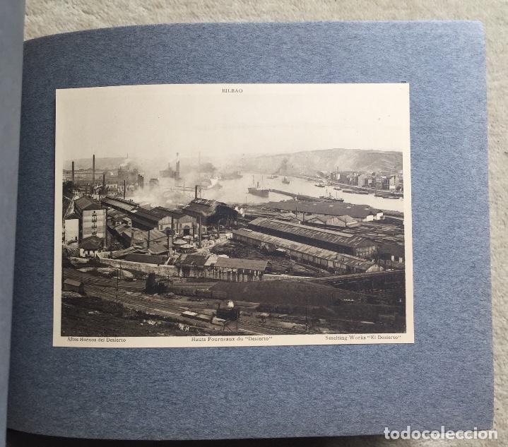 Libros antiguos: Álbum VIII Congreso Algodonero - Barcelona Año 1911 - COMPLETO - Foto 4 - 154804822