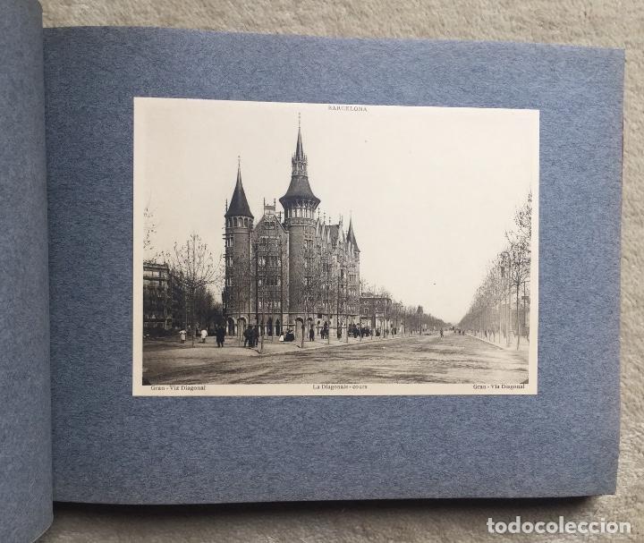 Libros antiguos: Álbum VIII Congreso Algodonero - Barcelona Año 1911 - COMPLETO - Foto 11 - 154804822