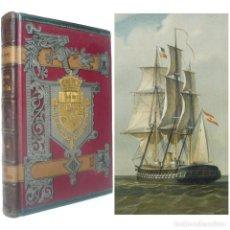 Libros antiguos: 1890 - HISTORIA DE ESPAÑA (1848 -1869). GUERRA DE AFRICA, O'DONNELL, INSURRECCIONES, CUBA, FILIPINAS. Lote 155752482