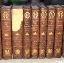 Libros antiguos: LIFE OF NAPOLEON. LOTE COMPLETO DE LA VIDA DE NAPOLEON BONAPARTE. 9 TOMOS. 1827. EN INGLES.. Lote 156475094