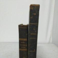 Libros antiguos: HISTORIA DEL LEVANTAMIENTO,GUERRA Y REVOLUCIÓN EN ESPAÑA+ LA GUERRA CIVIL EN ESPAÑA 1872-1876. Lote 156876630