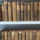 Libros antiguos: LIBRO DEL SIGLO XVIII EN PIEL. Lote 160348020