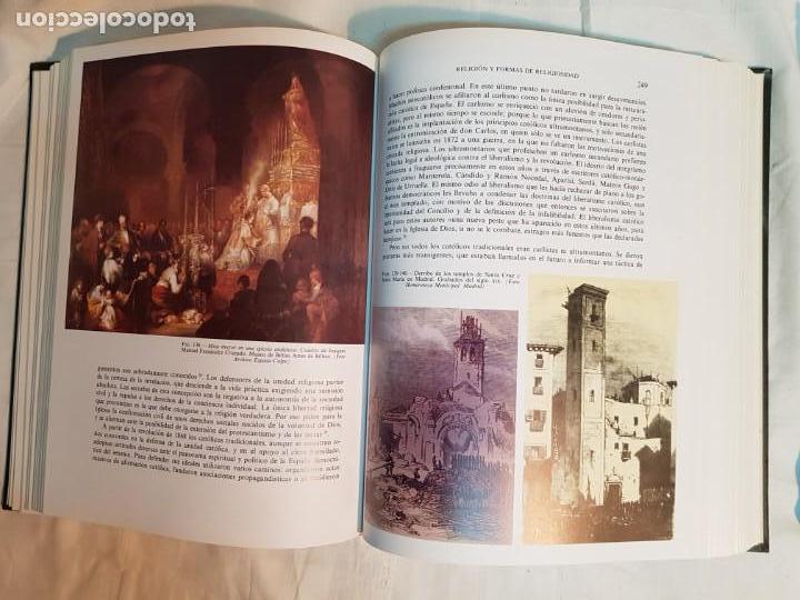 Libros antiguos: HISTORIA DE ESPAÑA DE RAMÓN MENÉNDEZ PIDAL, TOMO XXXV (I,II) LA EPOCA DEL ROMATICISMO ESPASA-CALPE - Foto 7 - 160476678