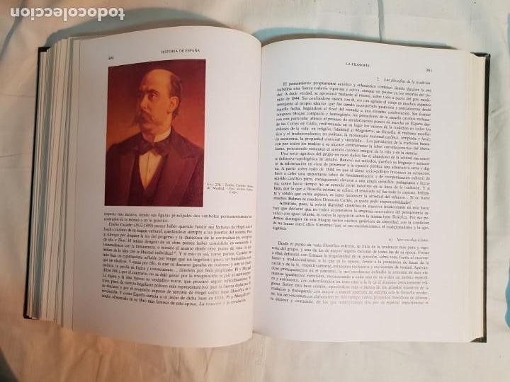 Libros antiguos: HISTORIA DE ESPAÑA DE RAMÓN MENÉNDEZ PIDAL, TOMO XXXV (I,II) LA EPOCA DEL ROMATICISMO ESPASA-CALPE - Foto 9 - 160476678