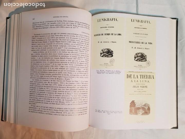Libros antiguos: HISTORIA DE ESPAÑA DE RAMÓN MENÉNDEZ PIDAL, TOMO XXXV (I,II) LA EPOCA DEL ROMATICISMO ESPASA-CALPE - Foto 10 - 160476678