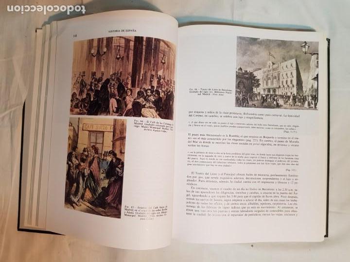 Libros antiguos: HISTORIA DE ESPAÑA DE RAMÓN MENÉNDEZ PIDAL, TOMO XXXV (I,II) LA EPOCA DEL ROMATICISMO ESPASA-CALPE - Foto 17 - 160476678