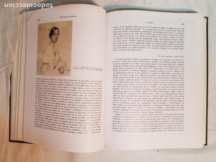 Libros antiguos: HISTORIA DE ESPAÑA DE RAMÓN MENÉNDEZ PIDAL, TOMO XXXV (I,II) LA EPOCA DEL ROMATICISMO ESPASA-CALPE - Foto 18 - 160476678
