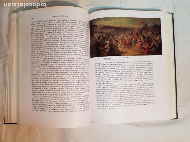 Libros antiguos: HISTORIA DE ESPAÑA DE RAMÓN MENÉNDEZ PIDAL, TOMO XXXV (I,II) LA EPOCA DEL ROMATICISMO ESPASA-CALPE - Foto 21 - 160476678