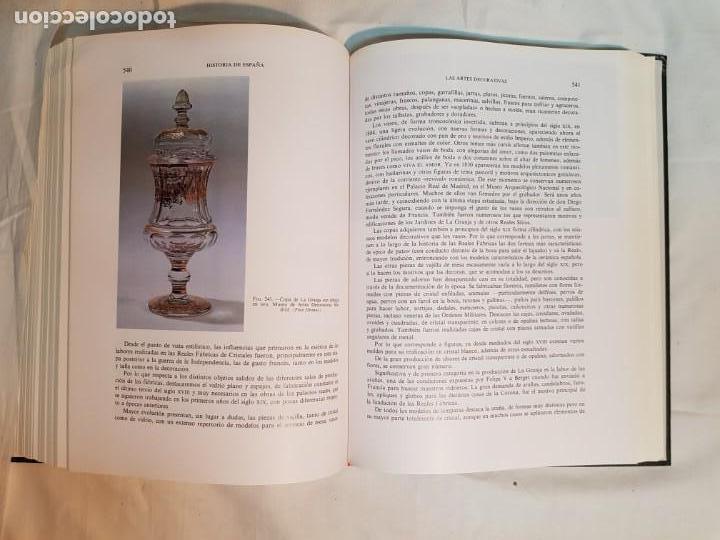 Libros antiguos: HISTORIA DE ESPAÑA DE RAMÓN MENÉNDEZ PIDAL, TOMO XXXV (I,II) LA EPOCA DEL ROMATICISMO ESPASA-CALPE - Foto 24 - 160476678