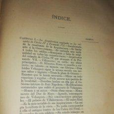 Libros antiguos: MEMORIA PARA LA HISTORIA DE LA REAL ACADEMIA DE SAN FERNANDO TOMÓ? . Lote 160736434