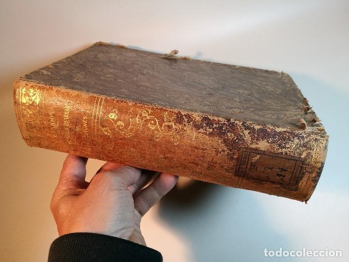Libros antiguos: HISTORIA GENERAL DE LAS MISIONES POR EL BARON HENRION TOMO I. 1863 - Foto 7 - 163701986