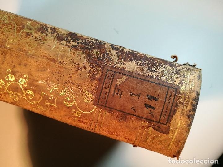 Libros antiguos: HISTORIA GENERAL DE LAS MISIONES POR EL BARON HENRION TOMO I. 1863 - Foto 10 - 163701986