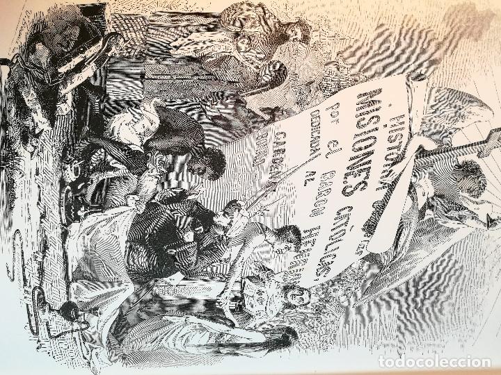 Libros antiguos: HISTORIA GENERAL DE LAS MISIONES POR EL BARON HENRION TOMO I. 1863 - Foto 18 - 163701986