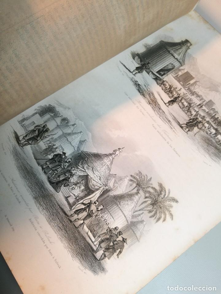 Libros antiguos: HISTORIA GENERAL DE LAS MISIONES POR EL BARON HENRION TOMO I. 1863 - Foto 26 - 163701986
