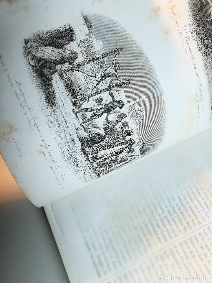 Libros antiguos: HISTORIA GENERAL DE LAS MISIONES POR EL BARON HENRION TOMO I. 1863 - Foto 29 - 163701986