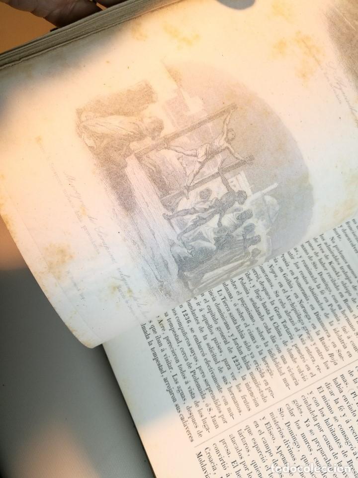 Libros antiguos: HISTORIA GENERAL DE LAS MISIONES POR EL BARON HENRION TOMO I. 1863 - Foto 28 - 163701986