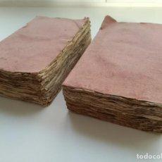 Libros antiguos: MEMORIAS COMPLETAS DE PHILIPPE DE COMMINES, 8 LIBROS EN 2 TOMOS (AÑO 1785) - HISTORIA DE FRANCIA. Lote 164479458