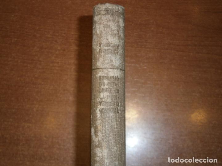 Libros antiguos: LEXPANSIÓ DE CATALUNYA EN LA MEDITERRANEA ORIENTAL. AÑO 1926 - Foto 3 - 165237590