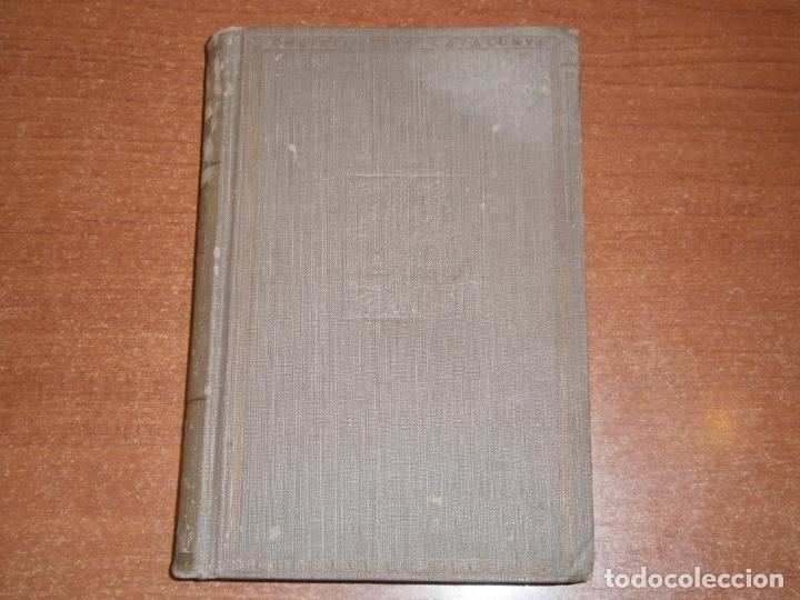 Libros antiguos: LEXPANSIÓ DE CATALUNYA EN LA MEDITERRANEA ORIENTAL. AÑO 1926 - Foto 5 - 165237590