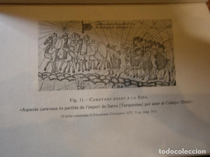 Libros antiguos: LEXPANSIÓ DE CATALUNYA EN LA MEDITERRANEA ORIENTAL. AÑO 1926 - Foto 7 - 165237590