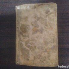 Libros antiguos: ANTIGUO LIBRO EL SUBLIME DE DIONISIO LONGINO DON MANUEL PEREZ MADRID 1770. Lote 166166070