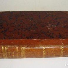 Libros antiguos: VIDA Y HECHOS DE DON TOMAS DE ZUMALACARREGUI. POR EL GENERAL ANTONIO ZARATIEGUE. 1845. CON PLANO.. Lote 167161376