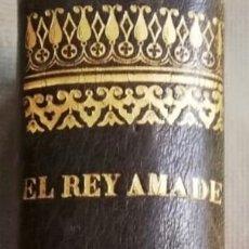 Libros antiguos: EDICIÓN ORIGINAL DE 1871. 'EL REY AMADEO Y SU SIGLO'. ANTONIO DE C SERRANO. ILUSTRACIONES Y MAPAS.. Lote 167500061