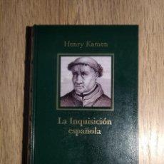 Libros antiguos: LA INQUISICIÓN ESPAÑOLA DE HENRY KAMEN. Lote 167841252