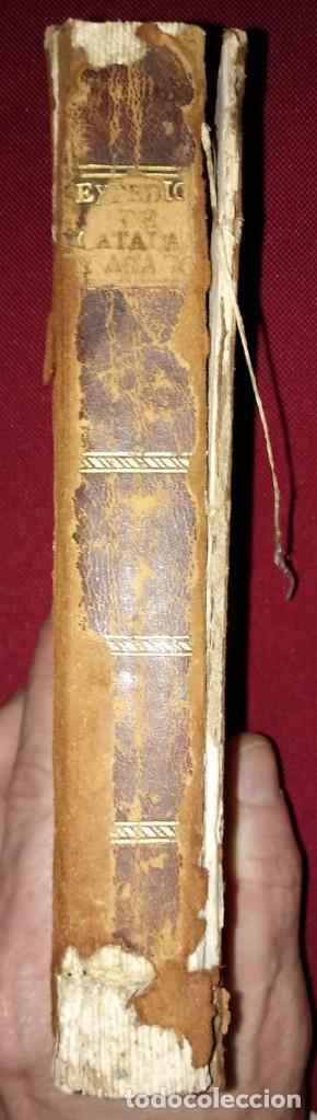 Libros antiguos: 1777 Expedición de los Catalanes y Aragoneses contra Turcos y Griegos + grabado de Fco. de Montcada - Foto 5 - 168469828